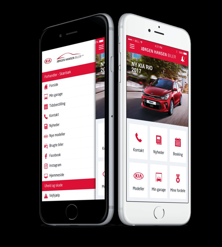 app til autoværksted