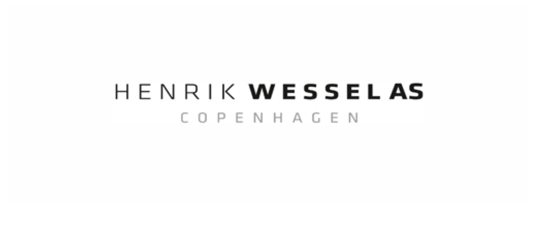 Logo henrik wessel app