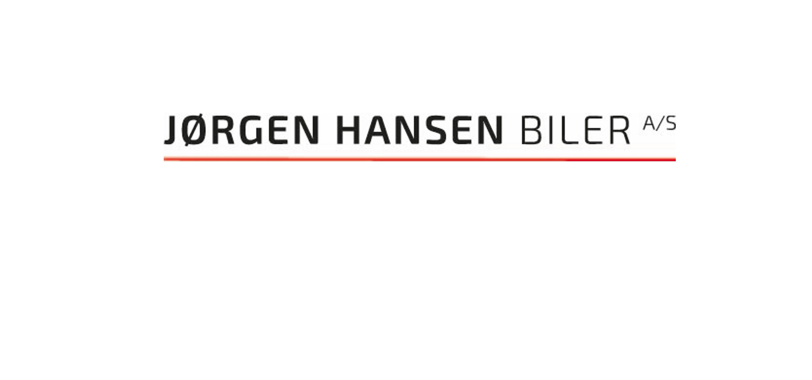 Jørgen Hansen Biler logo
